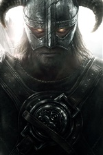 Skyrim: Dawnguard iPhone wallpaper