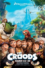 The Croods movie 2013 iPhone Wallpaper