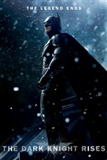 The Dark Knight Rises iPhone Wallpaper