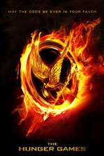 The Hunger Games iPhone wallpaper