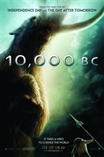 10000 BC iPhone wallpaper