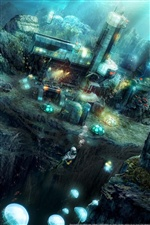 Anno 2070: Deep Ocean iPhone wallpaper