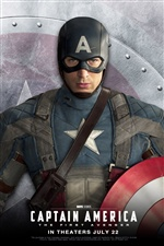 Chris Evans in Captain America iPhone wallpaper