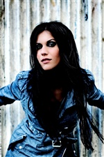 Cristina Scabbia 01 iPhone wallpaper
