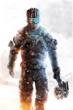Dead Space 3 iPhone wallpaper