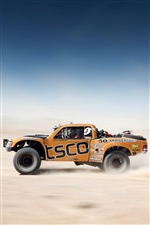 Desert Race, Car, Offroad iPhone wallpaper