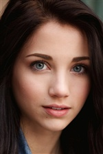 Emily Rudd 01 iPhone wallpaper