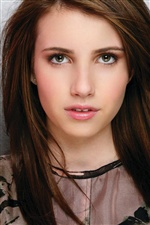 Emma Roberts 03 iPhone wallpaper