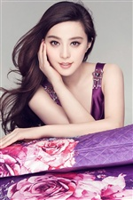 Fan Bingbing 01 iPhone wallpaper