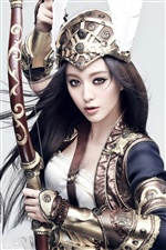Fan Bingbing 02 iPhone wallpaper