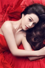 Fan Bingbing 03 iPhone wallpaper