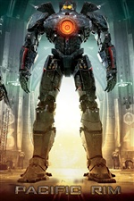 Pacific Rim, huge robot iPhone wallpaper