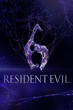 Resident Evil 6 game iPhone wallpaper