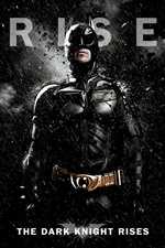 The Dark Knight Rises, Batman iPhone wallpaper