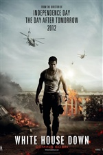 White House Down iPhone wallpaper