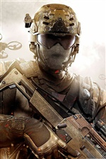 Call of Duty: Black Ops 2 PC game iPhone wallpaper