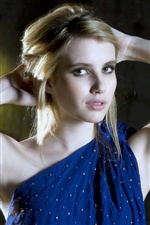 Emma Roberts 04 iPhone wallpaper