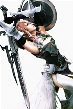 Final Fantasy XIII-2 iPhone wallpaper