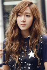 Girls Generation, Jessica, photography iPhone wallpaper