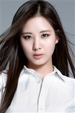 Girls Generation, Seohyun iPhone wallpaper