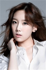 Girls Generation, Taeyeon iPhone wallpaper