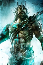 God of War: Ascension iPhone wallpaper