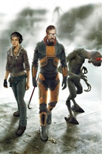 Half Life 2 iPhone wallpaper