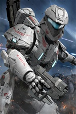 Halo: Spartan Assault iPhone wallpaper