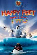 Happy Feet Two iPhone wallpaper