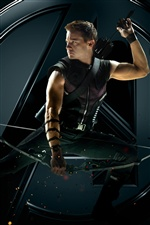 Hawkeye Clint Barton iPhone wallpaper