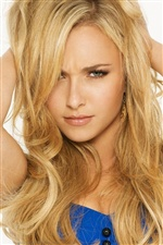 Hayden Panettiere 02 iPhone wallpaper