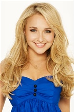 Hayden Panettiere 05 iPhone wallpaper