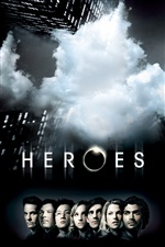 Heroes TV series iPhone Wallpaper