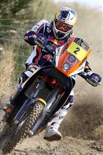 Intense motorcycle racing iPhone wallpaper