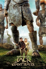 Jack the Giant Slayer movie poster iPhone wallpaper