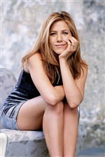 Jennifer Aniston 01 iPhone wallpaper
