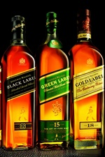 Johnnie Walker whiskey iPhone wallpaper
