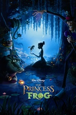 The Princess and the Frog iPhone wallpaper