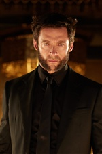 Hugh Jackman in The Wolverine 2013 iPhone wallpaper