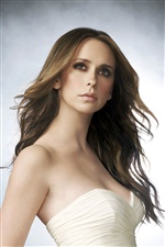 Jennifer Love Hewitt 02 iPhone wallpaper