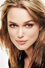 Keira Knightley 01 iPhone wallpaper