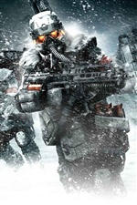 Killzone 3 iPhone wallpaper