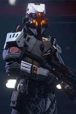 Killzone: Shadow Fall 2013 iPhone wallpaper