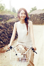 Korea, Girls Generation, Yoona 02 iPhone wallpaper