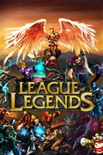 League of Legends iPhone wallpaper