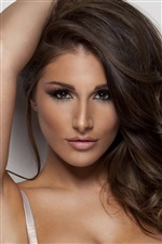 Lucy Pinder 01 iPhone wallpaper