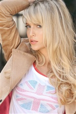 Luisana Lopilato 01 iPhone wallpaper