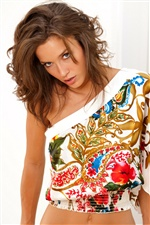 Malena Morgan 01 iPhone wallpaper