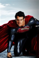 Man of Steel movie 2013 iPhone wallpaper