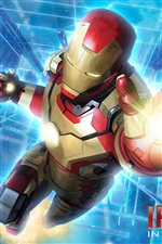 Marvel movie, Iron Man 3 iPhone wallpaper